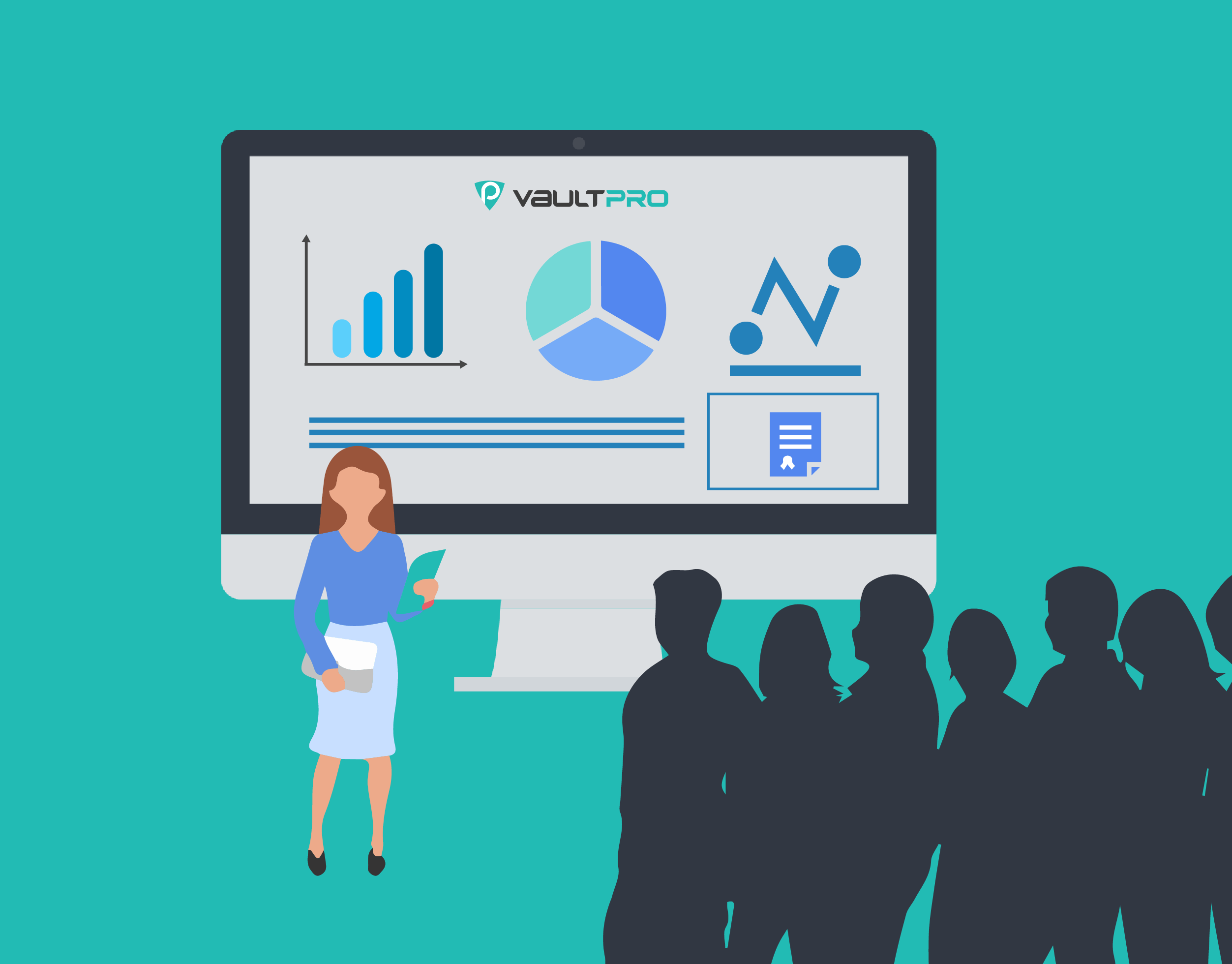 Why is VaultPro ideal for your business?