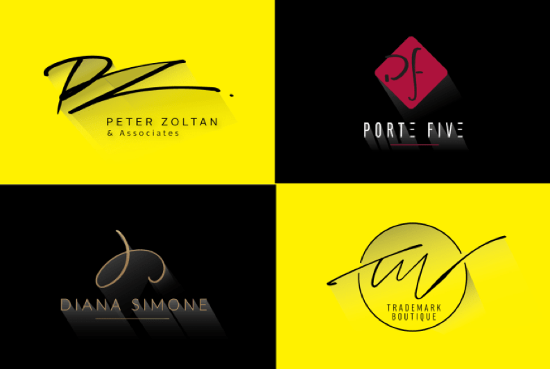 A simple and versatile 'Monogram Logo Design' for your business!