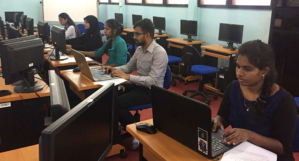 Increasing demand among hard coders for our Internship Program!