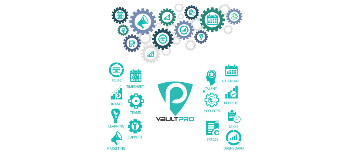 How could you achieve your business outcomes with VaultPro Application?