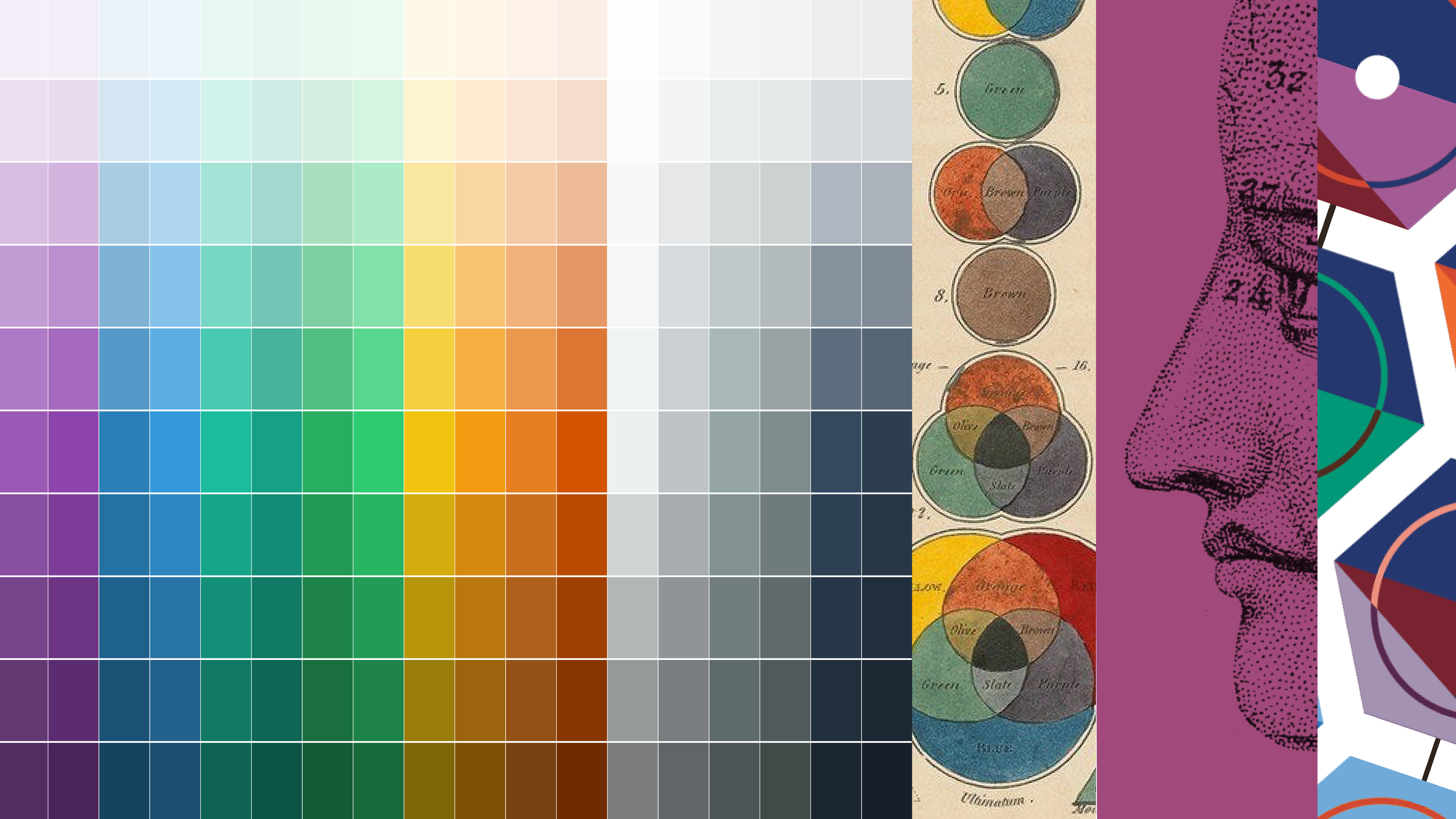 Application of Colour Theory for our creation of effective branding!