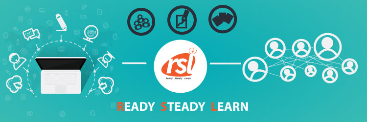 Experience your e-learning with RSL technology!